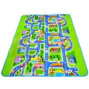Fashion Gallery Playmats For Kids Baby Children Developing Rug Carpet Children's Play Games Floor Crawling