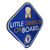 Official Chelsea FC Car Little Dribbler Sign