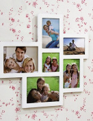 WXD 44cm H Country Style Photo Wall Frame