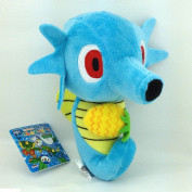 Horsea Pokemon Character Plush Toy - Pokemon Stuffed Animal Figures Doll Toy For Kids Game - Softest Toy For Xmas Gift