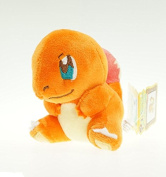 Pokemon Plush Toys Charmander Soft Toy Stuffed Animal Figures - Soft Pokemon Toys For Kids - Pokemon Stuffed Animals Figures - Doll Teddy For Party, Xmas Gift