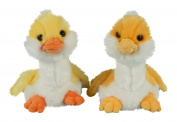 Globo Toys Globo - 83151 2 Colour Pelux Sitting Duck Plush Toy