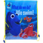Disney Finding Dory Drawstring School Sports Gym & Swimming Bag