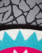 Sprayground South Beach Chenille Shark Backpack