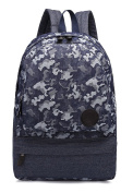 Keshi Dacron Fashion Most Durable Packable Handy Lightweight Travel Backpack Daypack