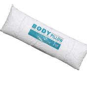 "Beauty-bedding 233TC Cotton Body Pillow Gel Filled 50cm X54"""