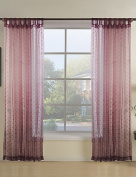 Elegant and generous, supple feel, Pink Polka Dots Polyester , double pleated-2* , double pleated-2*.Good material, not carved colour, long-term durability