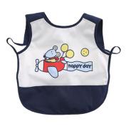 Baby Boy Girls Painting/ Eating Waterproof Bibs Children's Aprons/ Smock-A478