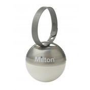 Milton Mini Portable Soother Steriliser Silver