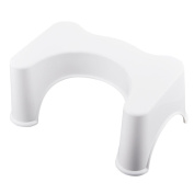 Zuoao Potty Toilet Stool Toilet Foot Stool Toilet Posture Step for Comfortable and Healthier Results
