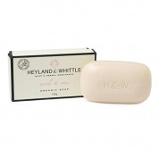 Heyland & Whittle Organic Neroli & Rose Soap Bar 150g