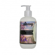 Saavy Naturals Shea Butter Body Cream Plumeria Violet 240ml