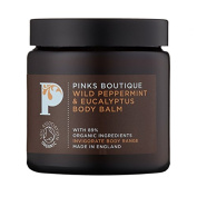 Pinks Boutique Wild Peppermint and Eucalyptus Body Balm 90 g
