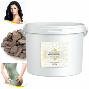 Ghassoul (rhassoul) Authentic Clay Atlas 2,5kg Exquisite spa quality mineral-rich clay from Morocco - Face, Hair, Body Detox
