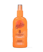 MALIBU LOTION SPRAY 200ml HIGH MEDIUM LOW UVA/UVB PROTECTION SUN CARE PRODUCTS