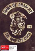 Sons of Anarchy [Region 4]