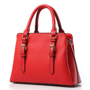 fanhappygo Fashion Retro Leather Ladies shoulder bag Tote Bags Evening Bags