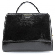 George Gina & Lucy Shimmer Glimmer Lucky Lu Satchel black