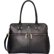 Modalu Womens Pippa Top-Handle Bag Black
