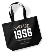 60th Birthday, Keepsake, Funny Gift, Gifts For Women, Novelty Gift, Ladies Gifts, Female Birthday Gift, Looking Good Gift, Ladies, Shopping Bag, Present, Tote Bag, Gift Idea