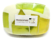 Beautiful Gentle Care Nature Handmade mini Soap - Frangipini 30g for Bathroom Guest Gift Loofah Not Included