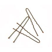 Basicare Brown Medium Hair Pins (5cm) 30 per pack