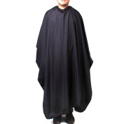 ULTNICE 150 x 140cm Hair Salon Cape Hairdressing Cape Barber Hair Cutting Gown Cover