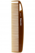 Majestik+ Smooth Styling Hair Comb infused with Argan Oil, Medium Coarse