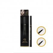 Fine Black Liquid EyeLiner. PACK of 3 ! Make-up Eye Eyeliner by DURSHANI