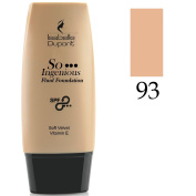 "Isabelle Dupont ® So Ingenious Fluid Foundation ""SPF 20cm Velvet Finish Vitmin E - 6 Shades"