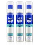 Nuage MEN Shaving Oil Menthol Pre Shave with Pump 20ml