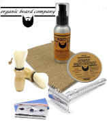 Organic Beard Grooming Kit