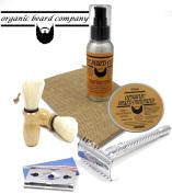 Organic Beard Grooming Kit