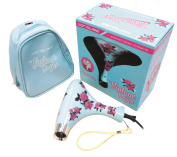 Corioliss Mini Vintage Travel Hair Dryer - Pink