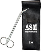 ASM® Extra Long Thick Toe Nail Scissors Clippers Cutters Chiropody Podiatry S/S