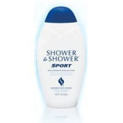 Shower To Shower Absorbent Body Powder, Sport 240ml by Bausch And Lomb