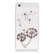 BLT® HuaWei P8 Lite Case, Soft Flexible TPU Transparent Skin Back Cover for Huawei P8 Lite 13cm