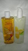 Ulta Vanilla Sugar Skin Care Set Shower Gel & Body Lotion