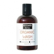 Boomer & Co. Case Pack of 8 - Bay Rum & Lime Shampoo/Body Wash Bay Rum & Lime Shampoo/Body Wash