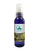 Grapefruit Essential Oil SPRAY - All-Natural Water-Based Body Mist & Room Freshener Spray by Zenkuki Essentials - 60mL