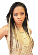 Fashion Source STW 7 piece 30cm 100% Human Hair Clip On Extensions Colour GSP6/27