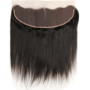 Hotbaby Hair Brazilian Straight Hair 13*4 Silk Base Lace Closure Brazilian Virgin Hair Straight Closure Human Hair