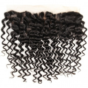 Hotbaby Hiar Natural Wave Human Hair 13*4 Lace Closure Brazilian Natural Wave Virgin Hair