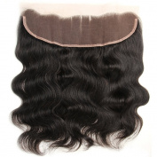 Hotbaby Hiar Brazilian Body Wave Virgin Lace Closure 100% Human Hair Weaving 13*4 Closure Piece