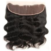 Hotbaby Hiar Brazilian Body Wave Virgin Lace Closure 100% Human Hair Weaving 13*4 Closure Piece