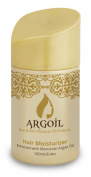 ARGOIL Hair Moisturiser & Styling Cream Enriched with Moroccan Argan Oil 100ml - Makes Styling Hair Easy, Enhances Hair Design, Prevents from Curling & Makes Hair Shiny