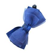 Rosehair 002-16 Bowknot Hair Barrettes Banana Clip Hair Accessories Banana Clip