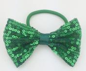 Christmas bow Elastics buy green get red free