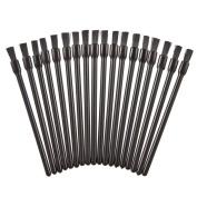 Lip Brush Sandistore 50pcs/100pcs Disposable Lip Brush Lipstick Gloss Wands Applicator Makeup Tool
