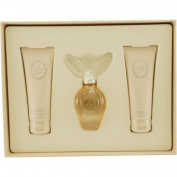 MY GLOW by Jennifer Lopez Perfume Gift Set for Women (EDT SPRAY 50ml & BODY LOTION 70ml & BODY W